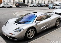 极品电镀SLR对决迈凯轮F1