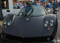 世上最快量产车-帕加尼Zonda C12 F