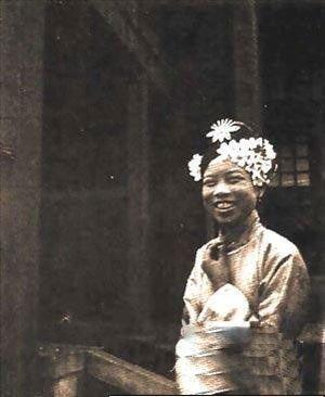 清朝后宫佳丽真人照片 揭秘 满清皇帝后宫佳丽三千都长啥高清图片