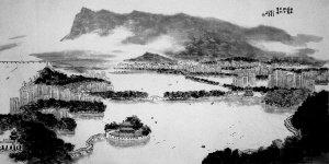 公元前221年, 秦始皇 统一中国后,把全国划为三十六郡,设有九江郡.图片