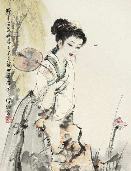 中国古代的乳房文化:以玲珑为美 不偏好丰盈