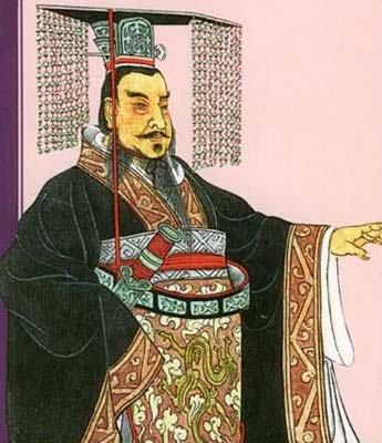要公子扶苏来咸阳参加他的葬礼, 因为遗嘱的被篡改,而导致了大秦图片