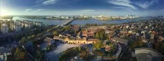碧桂园珍宝岛·时代印象 明清繁华小南京,盛名远扬