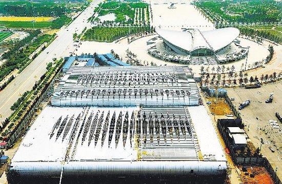 沧州游泳馆屋面钢结构吊装安全专项施工方案(2)g张强