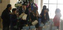 12月22日:腾讯房产圣诞淘房团