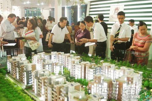 成都中心城区空房率仅8% 楼市健康基本无泡沫
