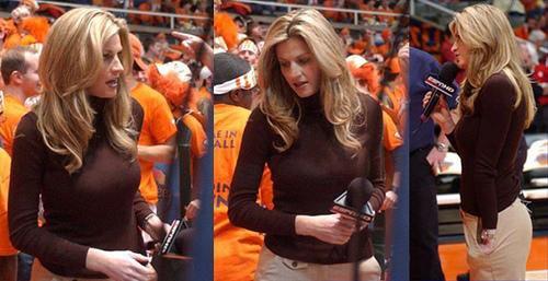 美国性感体育女主播裸体遭偷拍