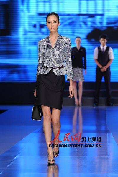 发布2009职业装时尚