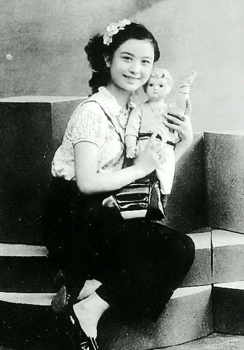 新中国60年最美女性评选