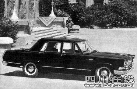 1965年红旗ca770型   制造商:第一汽车制造厂生产时间:高清图片