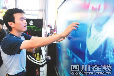 第二届中国西部海峡两岸电子信息产业研讨会