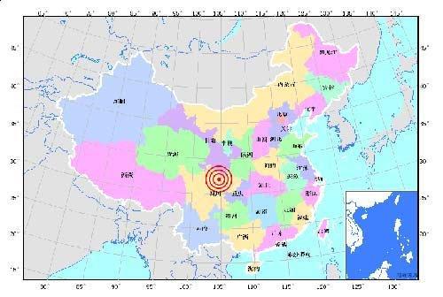 北川平武交界4.9级地震 成都广元多地震感强