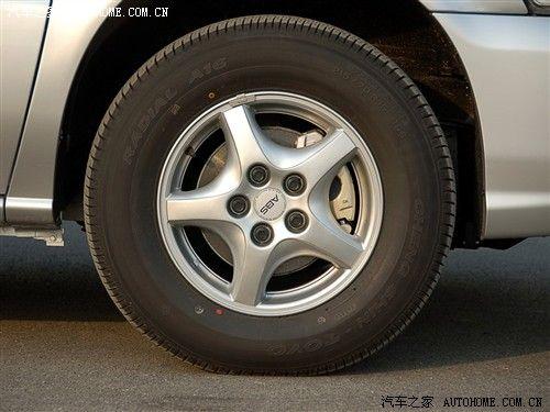 『gl8使用的正新东洋轮胎』