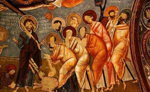 拜占庭时期的教堂