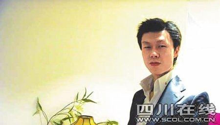 """""""疯狗""""叶荣添:中国股市我是第二图片"""