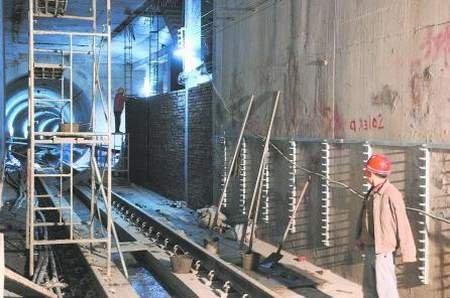 成都地铁1号线30日全线贯通 最高时速80公里
