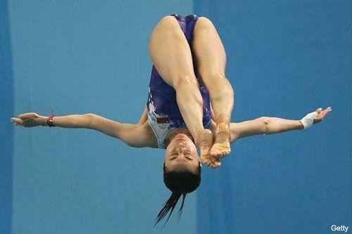 中国跳水视频