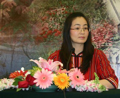 """全国台联举行""""台湾少数民族历史文化展""""新闻发布会"""