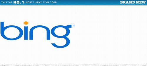 微软更改Bing搜索引擎的明星排行榜男明星徽标和名称