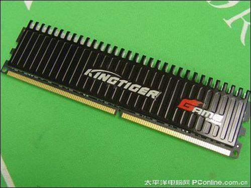 小降3元 金泰克DDR2 800 2G游戏版售336_家