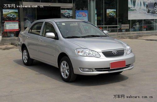 ex 价 格 变 动 表   车 型   指导价(万元)   花冠ex是卡罗高清图片