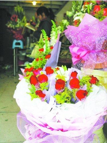 玫瑰花价高 买花不如自己种花 便宜还浪漫
