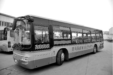 成都提倡低碳出行 100辆电动公交车今年上街