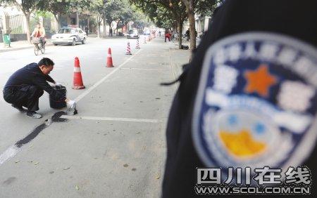 城中缓堵 从今天起取消34占道停车场