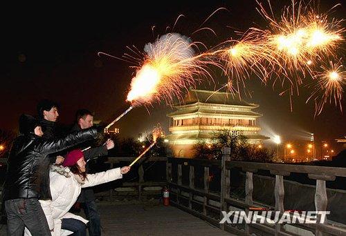 外国人的中国春节_新闻滚动
