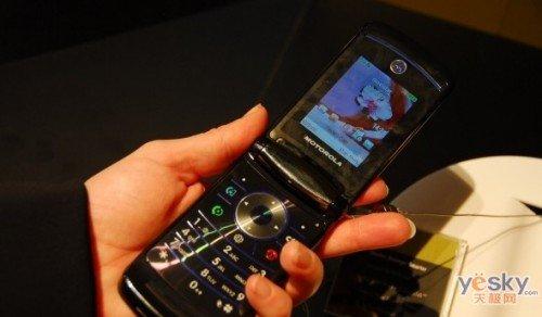 超值性价比手机首选摩托罗拉V9售价899