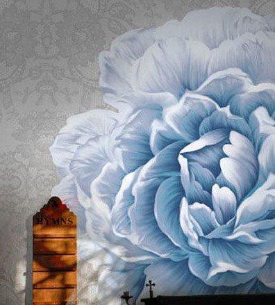 浪漫壁纸盛情绽放初春 自己动手体验DIY乐趣