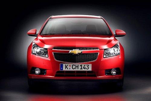 召回墨西哥市场上的2394辆雪佛兰科鲁兹2010款轿车,以防止燃高清图片