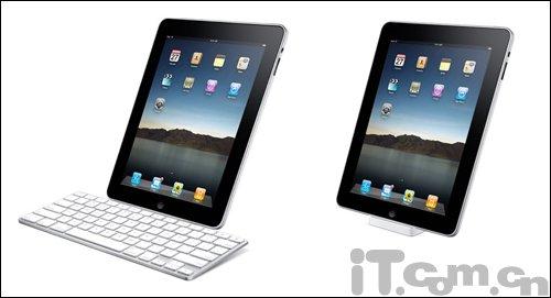 苹果iPad键盘底座等上市日期延到五月