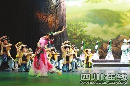 《大北川》北京演出感动观众 5月后全球巡演