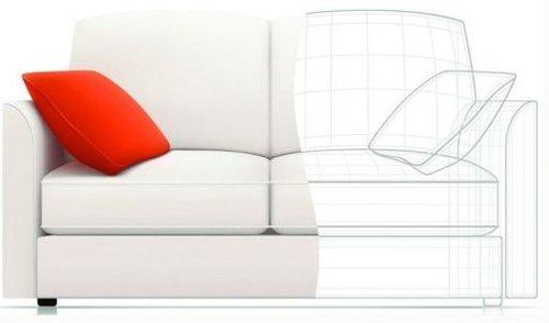 """定制沙发提防遭遇""""四个麻烦"""" 应用文字确定"""