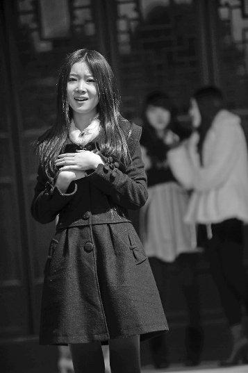大学生创业题材电影招演员 引众多校花