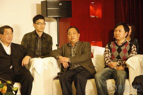 物以类聚人以群分 华侨凤凰国际城召开媒体沟