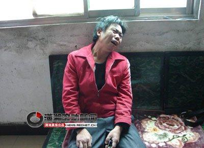 湖南一14岁男孩被后母从8楼推下当场摔死(图)