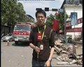 视频:CDTV-1记者抵达云南 直击盈江强震
