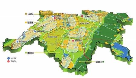 学者解读天府新区发展 以规划实现人居之乐图片