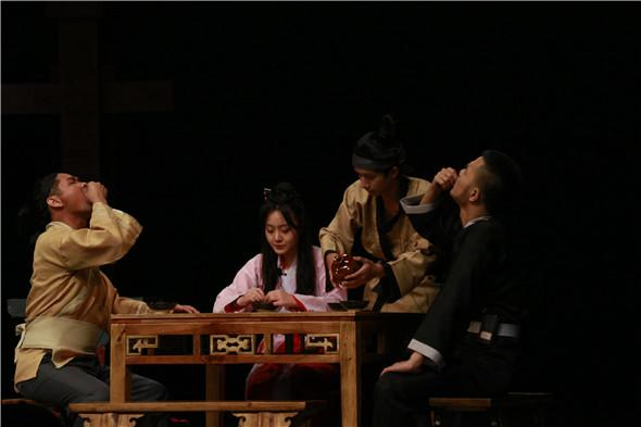 川影25周年庆 多部话剧上演
