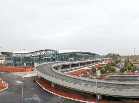 宜宾新机场建设已进入收尾阶段
