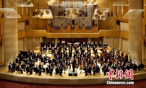 中国爱乐建团十周年音乐季群星荟萃