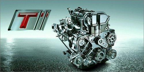 萨博,而新款萨博93和95也将装备上这款2.0t发动机 高清图片