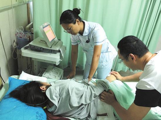 成都医生谈生孩子到底有多疼:感官不同疼痛反应不同