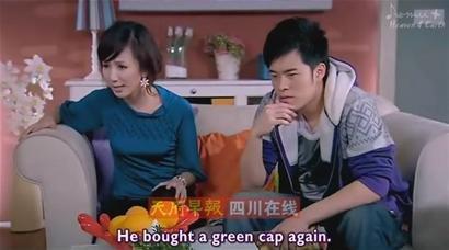 英文字幕的中国电视剧从大洋彼岸火回来