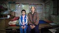 9岁娃广州卖菜寻父母