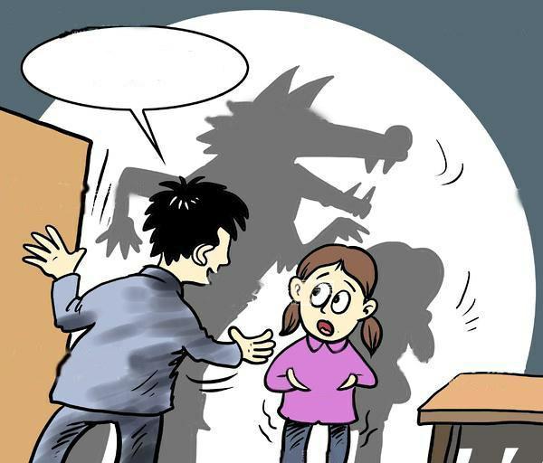 女孩寻父遇色邻居 男子未遂被刑拘图