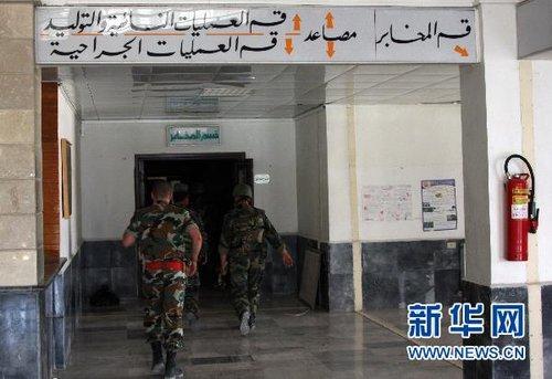 叙利亚军队完全控制吉斯尔舒古尔市