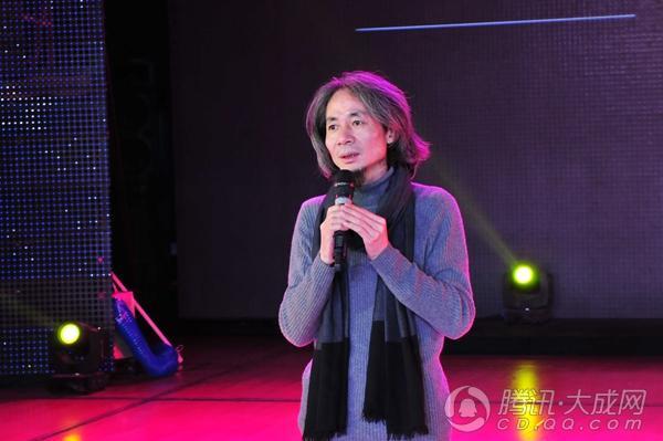 嘉宾之一全国著名网络营销人、作家杜子建